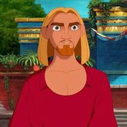 Miguel (Road to El Dorado)