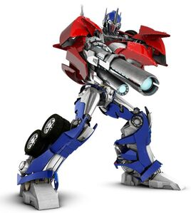 Optimus Prime Render