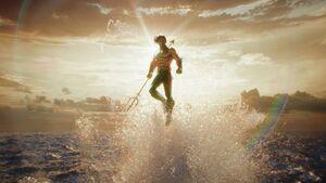 Aquaman-King