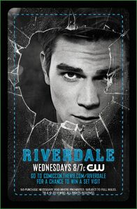 RD-S3-Comic-Con-Keycard-Archie-Andrews