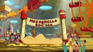 Trampolin de Mozzarella