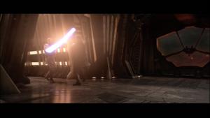 Vader moving