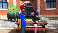 Animan - Adrien, Nino and Marinette 06