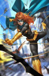 Batgirl Vol 5 32 Variant