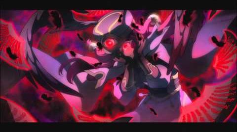 BlazBlue CP OST - Condemnation Wings II (Tsubaki Yayoi's theme)