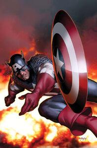 Captain America Vol 6 2 Textless