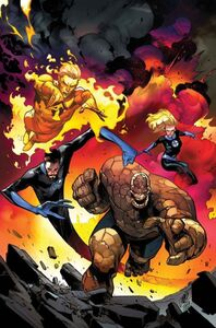 Fantastic Four Solicit