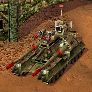 Overlod Tank (Command & Conquer, Generals)