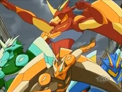 Team Anubias' Ziperator Force