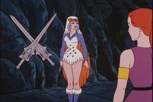 The Sorceress of Castle Grayskull 9