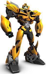 Transformers-prime-Bumblebee