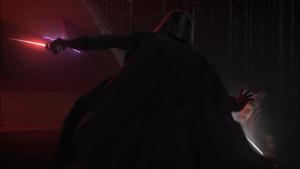 Vader forces