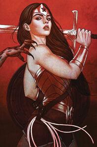 Wonder Woman Vol 5 76 Textless Variant