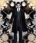 Bram Stoker's Drcaula - Jonathan Harker protrayed by Oliver Jackson-Cohen in the 2013 TV Series
