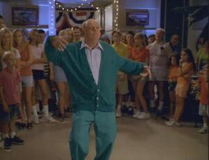 Dennis the menace strikes again mr wilson dance