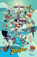 DuckTales Season 2 Promo Poster