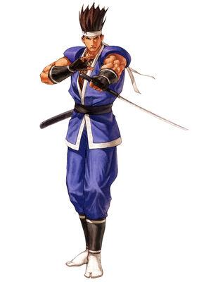 Hanzo Hattori (World Heroes)