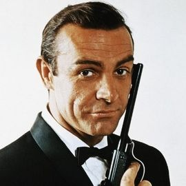 James Bond (Sean Connery) - Profile