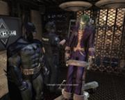 Joker's escort