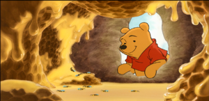 Winnie-The Pooh in The Tigger Movie