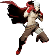 BlazBlue Cross Tag Battle Akihiko Sanada Main