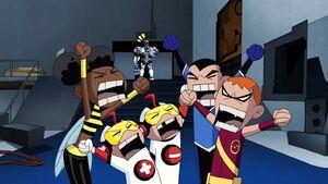 Bumblebee (Teen Titans 2003) 11