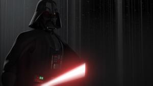 Darth Vader jumps