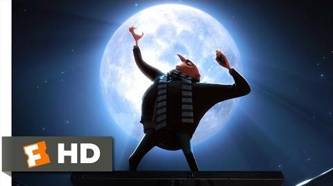 Despicable Me (1 11) Movie CLIP - Steal the Moon (2010) HD