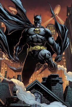 Detective Comics Vol 1 1000 Textless Fabok Variant