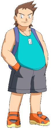 Fergus Pokemon