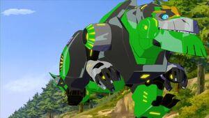 Grimlock in Dinosaur Mode (Collect 'Em All)