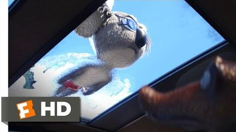 Sing (2016) - Buster's Car Wash Scene (5 10) Movieclips