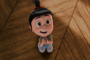 Agnes's cute face