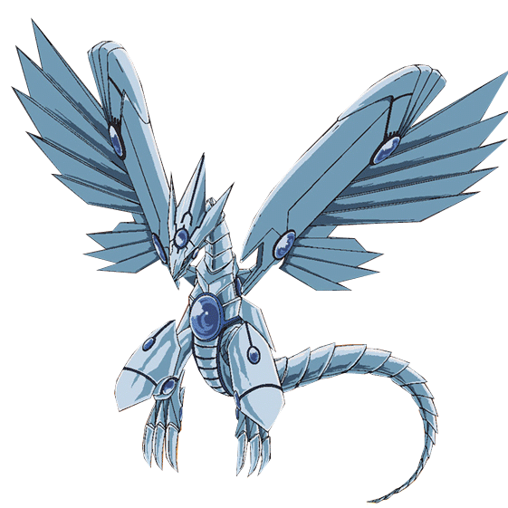 Image result for blue-eyes shining dragon