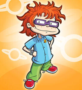 Chuckie finster (all grown up)