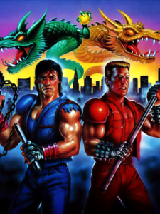Double Dragon - The Lee Brothers