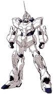 RX-0 Unicorn Gundam 1