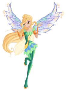 Winx club season 6 daphne bloomix by forgotten by gods-d74dvno