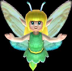 ALBW Great Fairy Model