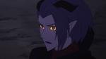 Acxa looks at Zethrid