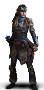 Aloy- Shield Weaver