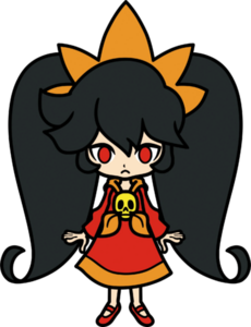 Ashley - WarioWare Gold