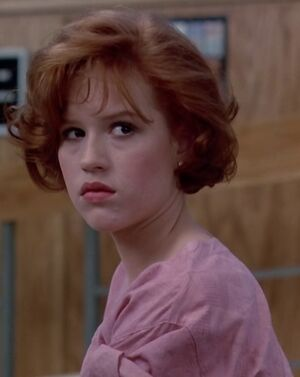 Claire Standish from The Breakfast Club