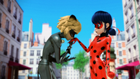 Stormy Weather - Cat Noir and Ladybug