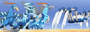 Team Core-Tech Monsunos' desert battle