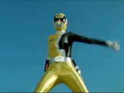 Yellow SPD Ranger