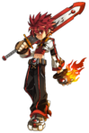 Elsword-magic knight