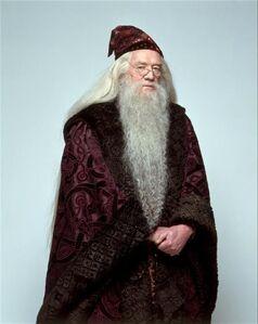 HP1 promo Albus Dumbledore 2