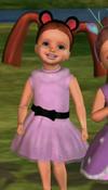 Jenny Barbie of Swan Lake