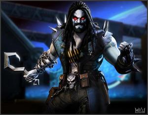 Lobo (Injustice The Regime) 002